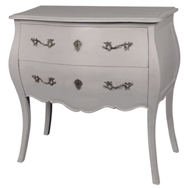 French Chest Of 2 Drawers Commode Furniture Singapore Victorian Bespoke  Provincial Low Price Warehouse, Brand