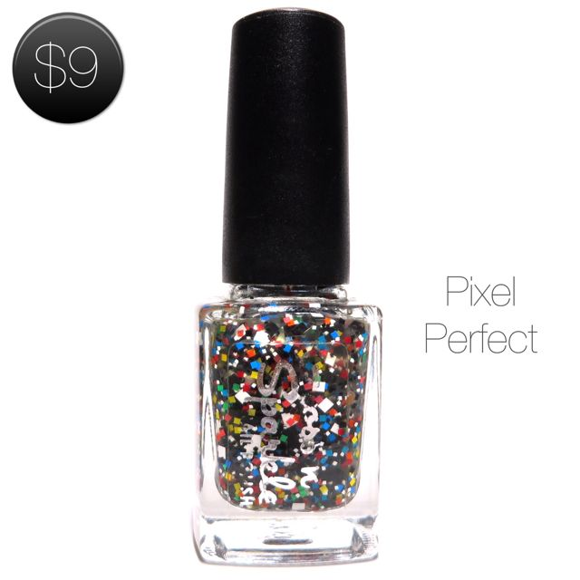 PENDING - Gloss N Sparkle Pixel Perfect (Indie Brand)