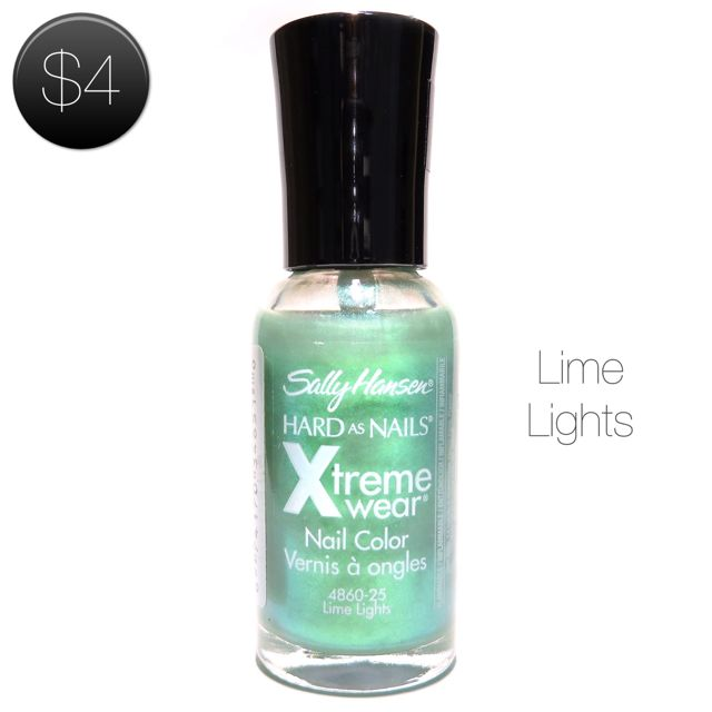 Sally Hansen Xtreme Wear Lime Lights