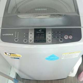 Samsung Top Load Washing Machine W Warranty