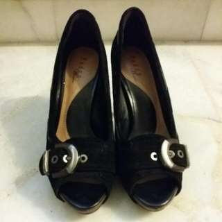 Pedro Shoes Black