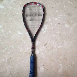 Black Knight C2C nXS Black Squash Racquet