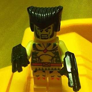 Lego Inspired Wolverine