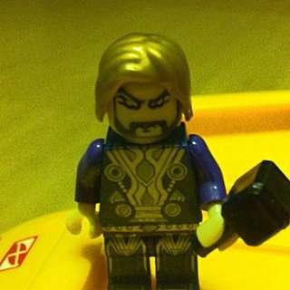 Lego Inspired Thor