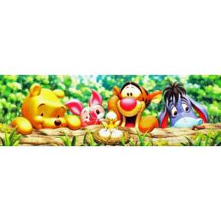 Pooh And Friend Puzzle