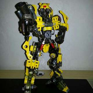 Bumblebee Latest Edition Hand Made Metal Figurine