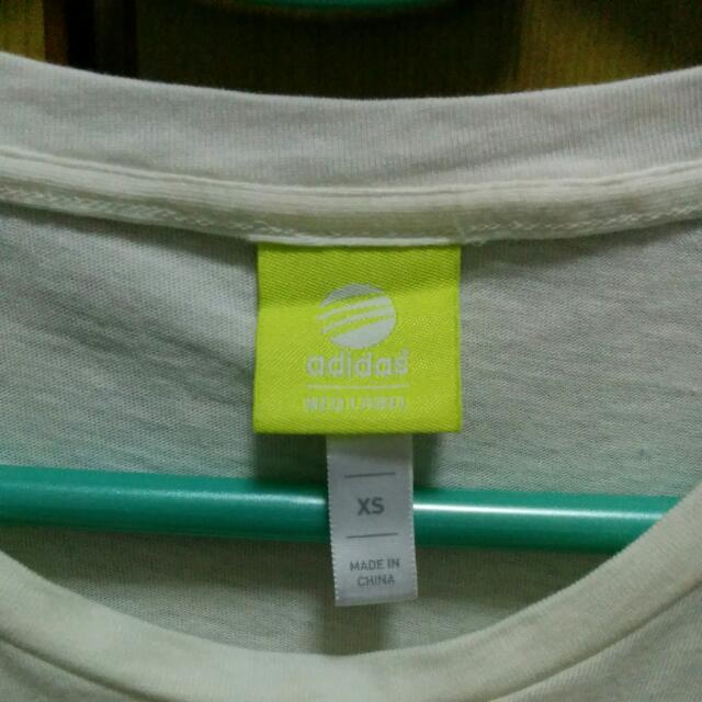 adidas neo label beige