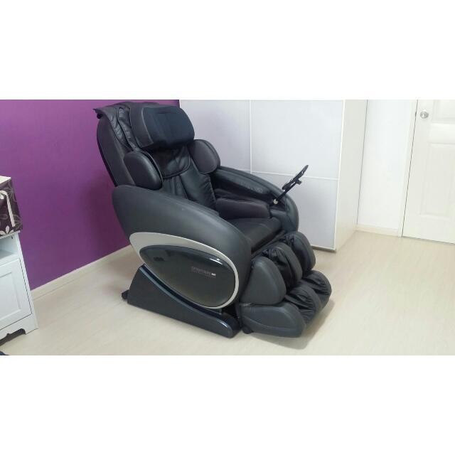 ogawa smartaire plus 3d massage chair electronics on carousell