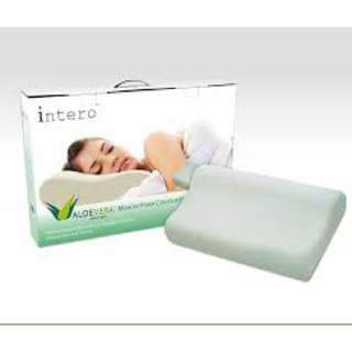 Intero Aloe Vera Memory Foam Pillow