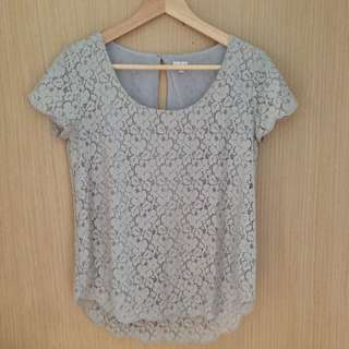 New Talula Lace Top