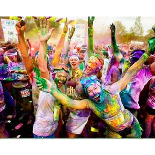 Color Run Ticket 30/8/14