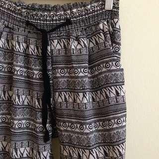 Aztec PJ pants