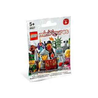 Brand New LEGO Minifigures Series 6