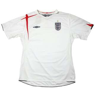 Umbro England Home 2005-2007