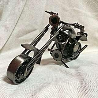Motorbike Harley Ornament