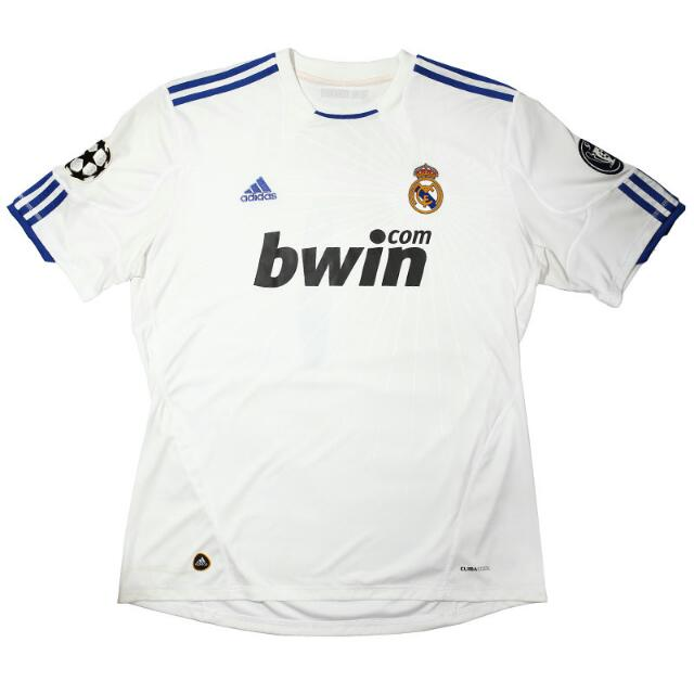 Adidas Real Madrid Ronaldo 2010