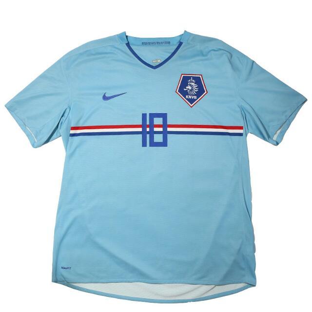 Nike Nederland Away Sneijder
