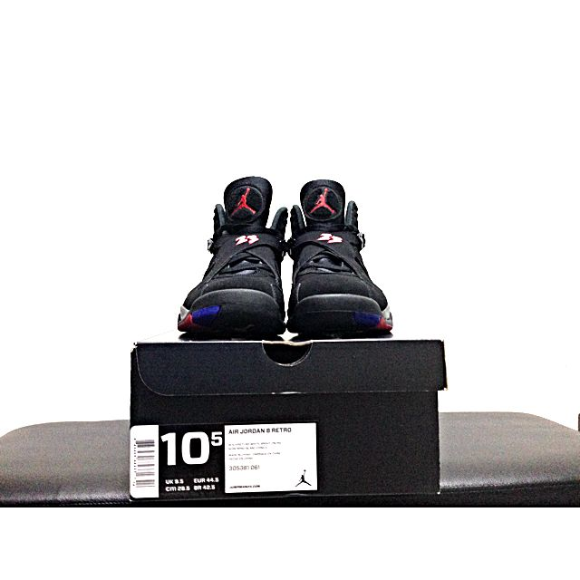 432a7ecfe817ea Air Jordan 8 Playoffs