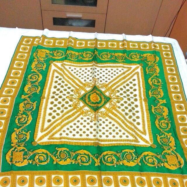 Square Scarf Fabric