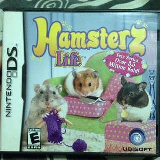 Nintendo DS Game - Hamsterz Life