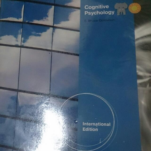 Cognitive psychology goldstein 3rd edition books stationery photo photo photo fandeluxe Choice Image
