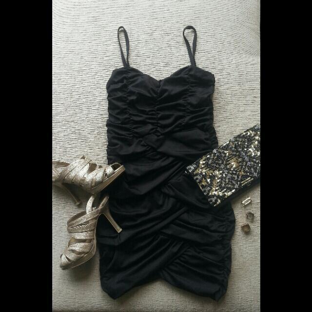 Little Black Dress// H&M