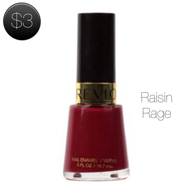Revlon Raisin Rage