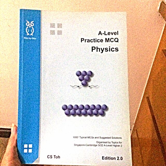 Step-By-Step: GCE A level Physics MCQ Practice, Books