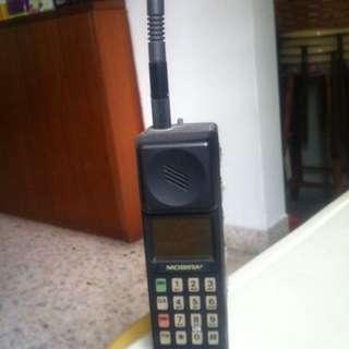 Handheld Hand Phone Mobira THA-5 Made In Finland