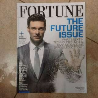 FORTUNE (16 January 2012 Issue)
