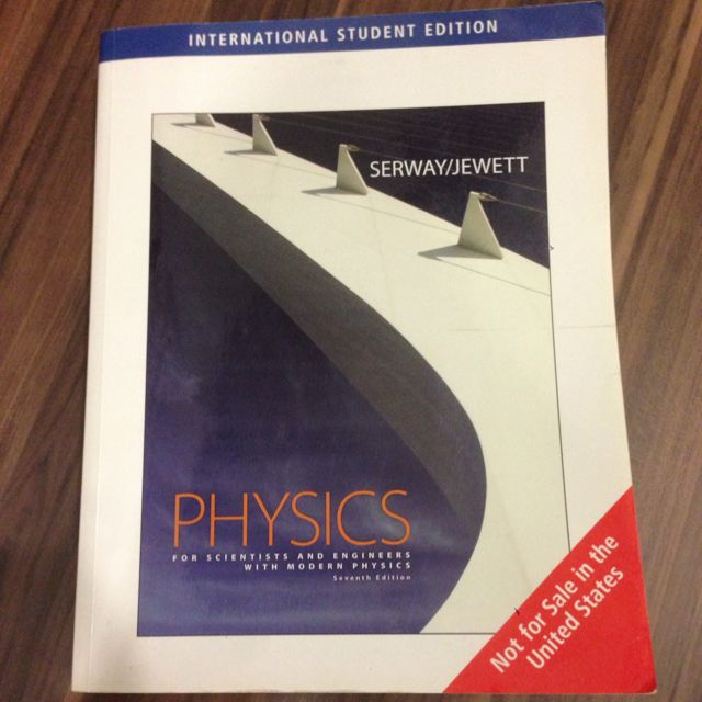 Physics For Scientists And Engineers With Modern Physics By Serway