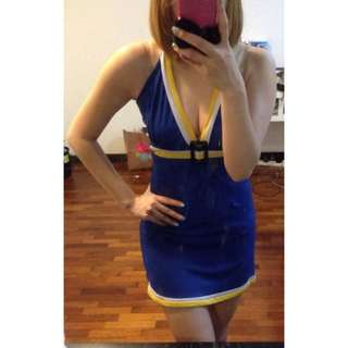(Sales!!) Sexy Halter Neck Dress
