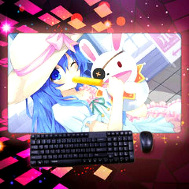 Anime: Date A Live 2 Yoshino & Yoshinon Huge Table Mousepad