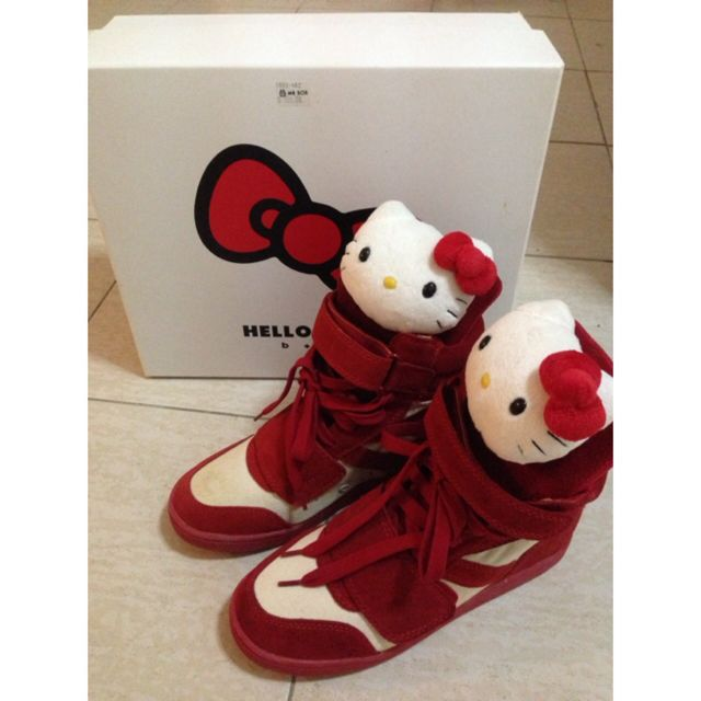 Original Hello Kitty b + ab Shoe