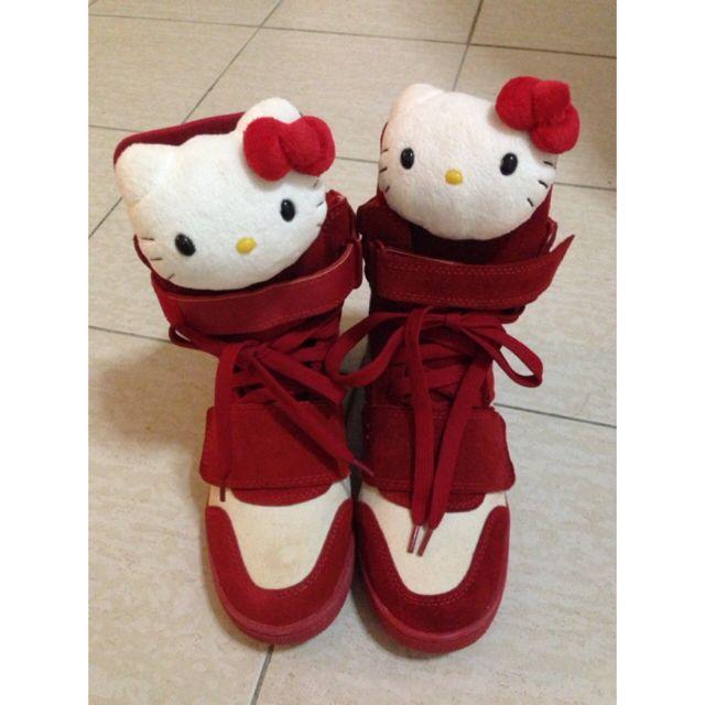 Original Hello Kitty b + ab Shoe