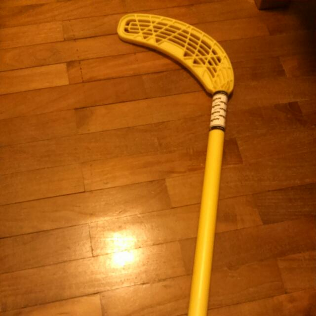 Rarely Used Floorball Sticks