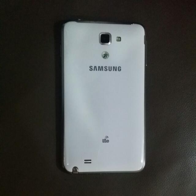 Samsung Galaxy Note 1(Lte Version)