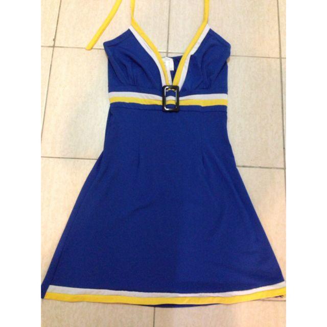 (Sales!!) Sexy Halter Neck Dress