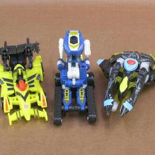 Transformers RID 3 Pack
