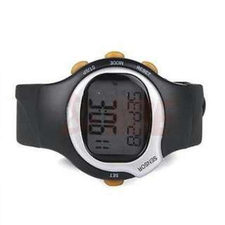 Pulse Heart Rate Monitor Fitness Watch