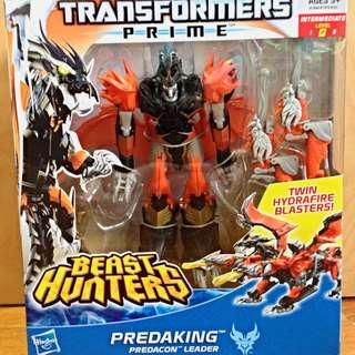 Transformer Beast Hunter Predaking Voyager Class