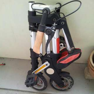 Style Foldable Bicycle