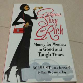 Gorgeous Sexy & Rich Money For Women In Good And Tough Times