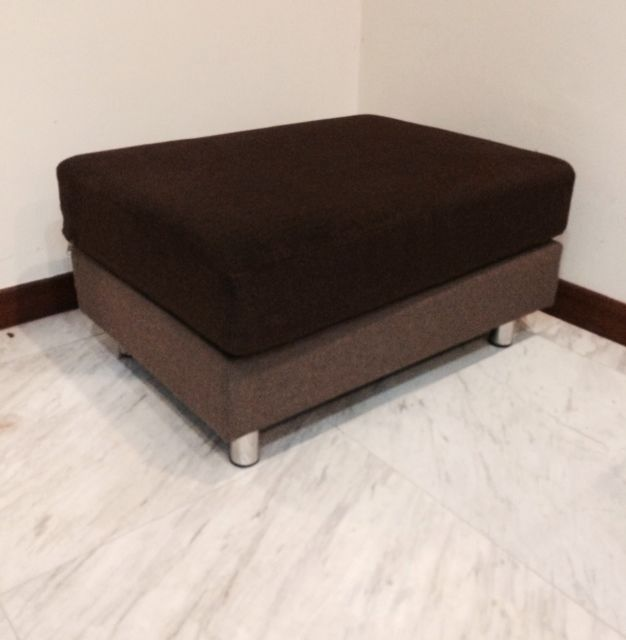 2 Tone Ottoman Furniture On Carousell