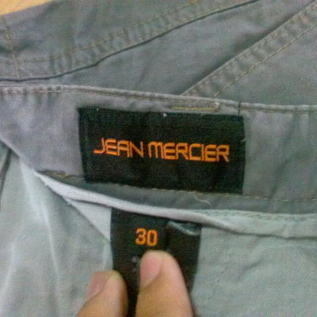 Jean Mercier Grey Berms