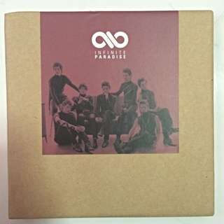 Infinite Paradise The First Album Special Package