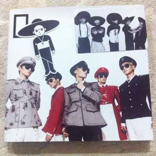 SHINee Everybody album
