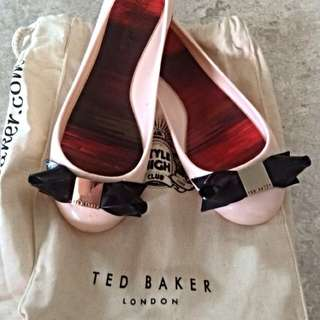 Authentic Ted Baker Jelly Flats