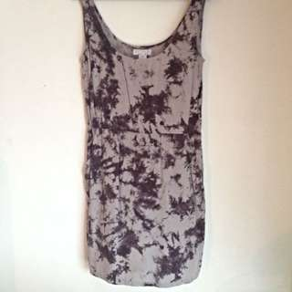 Cotton-on Tie-Dye Dress (with pockets)