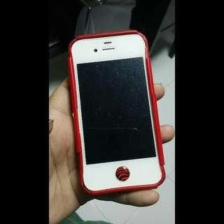 Iphone 4s 16gb. (White)